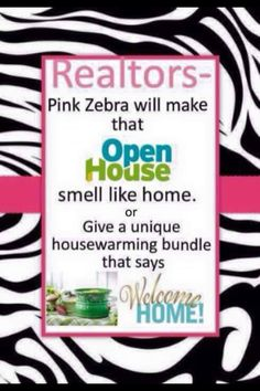 Pink Zebra Home Sprinkles are Eco-friendly, hypo-allergenic, soy! contact me for info: miss.mariah.5024@gmail.com