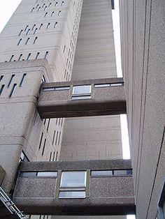 Brittisk brutalism - Wikipedia