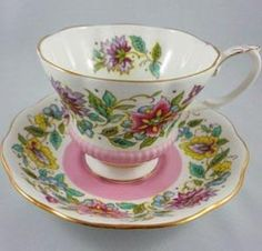 Royal Albert - Jacobean - Series www.royalalbertpatterns.com