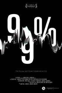 99%: The Occupy Wall Street Collaborative Film Poster