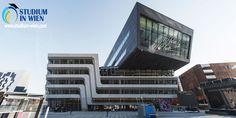 Территория комплекса Венского экономического университета больше чем двенадцать футбольных полей: застроенная площадь составляет 35 000 м², еще 55 000 м² находятся в распоряжении пользователей в качестве незастроенной площади, доступной общественности. Весь университетский городок построен на основе концепции «Green Building»: наружные конструкции зданий и сооружения были спроектированы с максимальной энергоэффективностью.