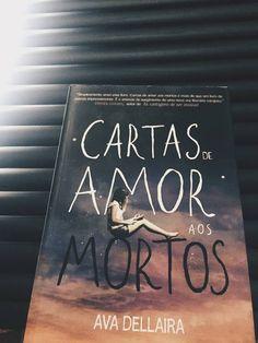 Livro - Cartas de Amor Aos Mortos | Livro Usado 30941562 | enjoei I Love Books, Good Books, Books To Read, My Books, This Book, Book Quotes, Art Quotes, Vampire Quotes, Fantasy Quotes