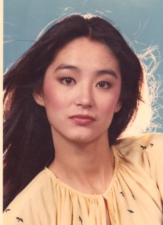 Brigitte Lin 70/80s fashion