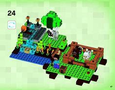Minecraft - The Farm [Lego 21114]