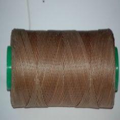 Κερωμένο κορδόνι σε καφε σκουρο χρώμα 1mm Τιμή ανα μέτρο