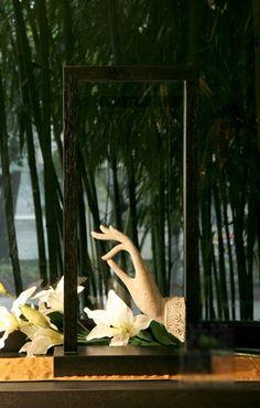 Zen inspired home decorative - Giving II Interior Inspiration, Room Inspiration, Massage Room Decor, India Decor, Zen Bathroom, Zen Style, Moroccan Interiors, Inspired Homes, Wabi Sabi