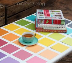 Paint Sample Crafts | POPSUGAR Smart Living