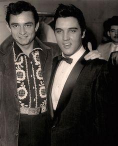 Dangerous Minds | Johnny Cash does his Elvis impression