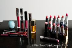 Maquillage des lèvres #SaintValentin