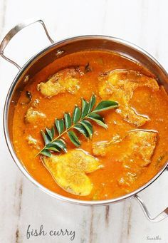 Fish Curry Recipe Fish Curry Curry Recipes Indian Fish Recipes