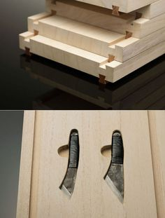 "Traditional Japanese ""Toolbox"" to Die For: Keiji Ashizawa's Hirosaki Knife Box - Core77"