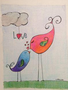 """Résultat de recherche d'images pour """"doodle birds"""""""
