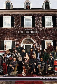 Marcel Castenmiller for Tommy Hilfiger - I love The Hilfigers