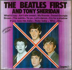 My Bonnie (1961) - The Beatles and Tony Sheridan