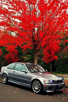 BMW E46 M3 - one of the best 3 series ever.
