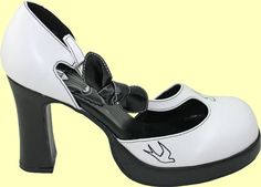 ...If I could wear let alone walk in heels these would be top on the list of must haves