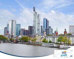 Calidad de vida en ciudades sostenibles. ¿Sabías que Frankfurt encabeza el ranking de sostenibilidad mundial, y que hay una ciudad española entre las 10 primeras? http://www.tuotraruta.com/las-10-ciudades-mas-sostenibles-2015/