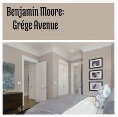 Open House Pained In Bm S Quot Revere Pewter Quot We Tried This