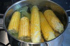 Kukorica főzése 1 Vegetables, Food, Veggies, Essen, Vegetable Recipes, Yemek, Meals