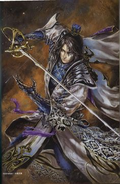 Dynasty Warriors 8 - Sima Shi, artwork