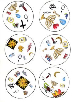 Dobble of the Bible - Sunday School Bible Activities For Kids, Preschool Bible, Bible For Kids, Double Game, Just Pray, Sunday School Crafts, Bible Stories, Edd, Card Games