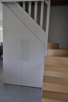 1000 images about id es rangement sous l 39 escalier on - Rangement sous escalier ikea ...