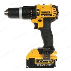 Dewalt Dcd785M1-Gb 18V Xr Combi Drill Plus 1X4.0Ah Batt offers a heavy-duty design ideal for site jobs, workshops or DIY projects. This powerful drill delivers quality performance with variable speed control and is supplied with a multi-voltage charger and heavy-duty kit box for easy transport. | L047944