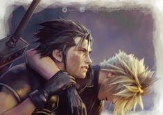 Final Fantasy Crisis Core, Final Fantasy Cloud, Final Fantasy Vii Remake, Fantasy Series, Fantasy World, Cloud And Tifa, Cloud Strife, Nintendo, Celebrity Travel
