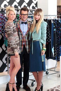 fashion friends @DVF