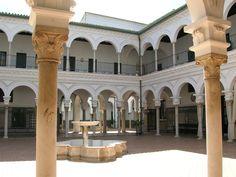 Patio del Convento de Santa Paula