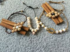 Χειροποίητα κοσμήματα Mary Angel καραμελενια