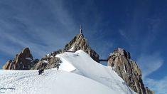 #adventure #chamonix #climb #climber #cold #france #fun #landscape #mountain #mountain peak #mountaineers #pinnacle #scenic #snow #winter