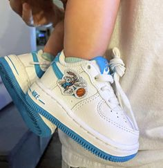 Air Force Ones, Air Force 1, Nike Air Force, Baby Sneakers, Air Force Sneakers, Sneakers Nike, Space Jam, Baby Feet, Running
