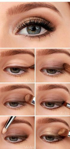 Makeup Revolution: 10 eye makeup tutorials from Pinterest to turn you...
