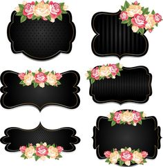 Black labels card with flower vector - https://www.welovesolo.com/black-labels-card-with-flower-vector/?utm_source=PN&utm_medium=welovesolo59%40gmail.com&utm_campaign=SNAP%2Bfrom%2BWeLoveSoLo