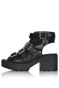 BUSTER Buckle Boots - Boots - New In Shoes - New In