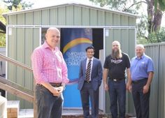 [News] New shed means Break the Cycle even more effective http://www.southwestvoice.com.au/new-shed-means-break-cycle-even-effective/