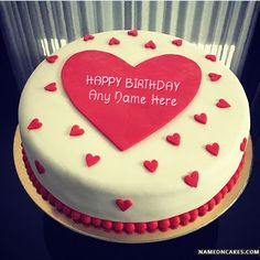 Lovely Happy Birthday Cakes For Boys