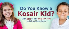 Do you know a Kosair Kid®. Please share their story!