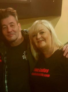 Meeting Eddie Lundon from China Crisis