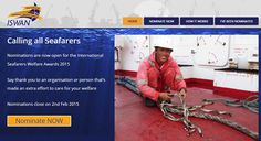 International Seafarers' Welfare Awards For 2015 Launched