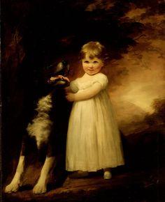 Eleanor Margaret Gibson-Carmichael, 1802-03 by Sir Henry Raeburn (Scottish 1756-1823)    The Art Institute of Chicago