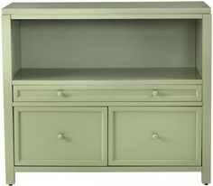 "Martha Stewart Living™ Craft Space Combination File and Open Storage Base 36.5""H x 42""W x 20""D."