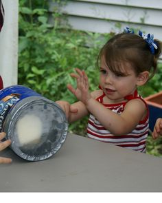 Make Ice Cream in a Coffee Can- Outdoor Activities For Kids This Summer | POPSUGAR Moms