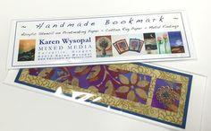 Handmade Cards - Karen wysopal   ART