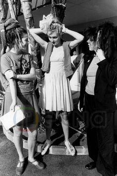 The Slits, Tropicana Motel, Hollywood, California, 1980