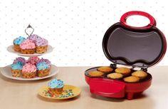 Sorteio: Máquina de Cupcake Fun Kitchen • Cupcakes, bolinhos e outras delícias