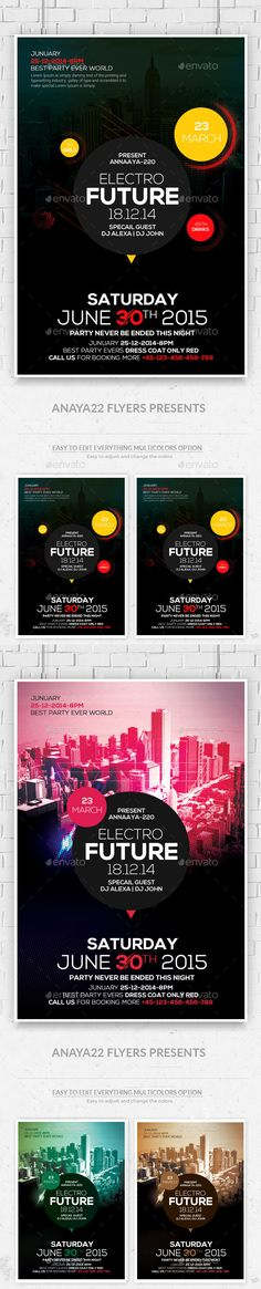 NYE Party Classy Flyer Template Nye party, Flyer template and Nye - benefit flyer template