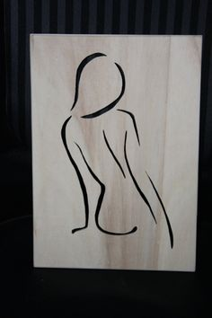 silhouette femme