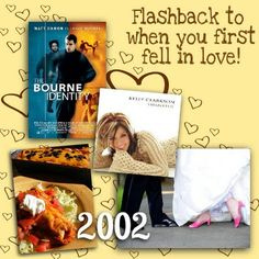 """Flashback"" Date night idea: Theme your date around the year that you met!"